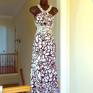 XSCAPE sz 0 gown NWT  prom cruise pageant dress